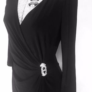 Ralph Lauren Evening Dress.  Sz 4  Formal Wear